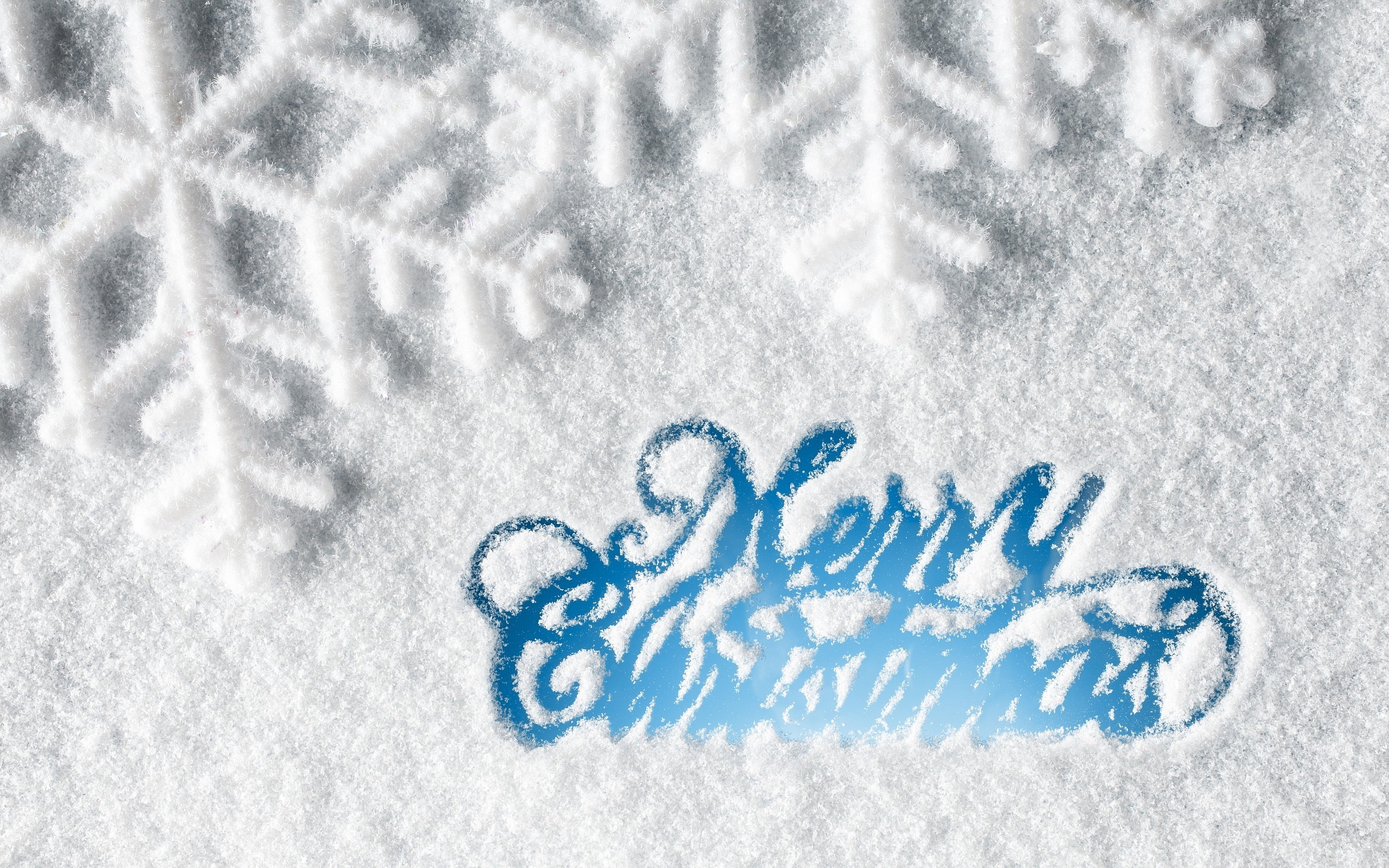 Snow Cool Merry Christmas Wallpapers