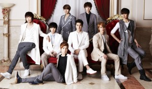 Super Junior Music Wallpaper