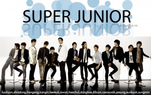 Super Junior Wallpaper Image