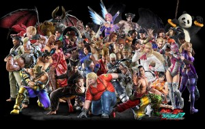 Tekken Roster Wallpaper HD