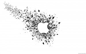 Apple White Image